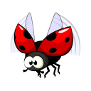 Ladybug-red