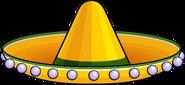Yellow sombreo
