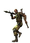 Chris mercenaries 2 rpg