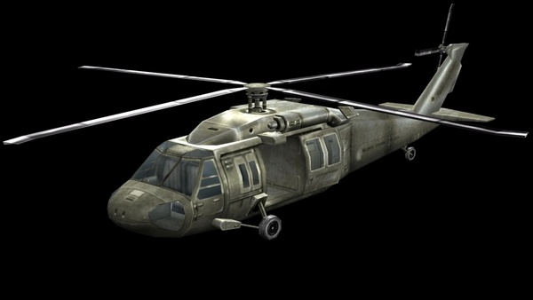 UH-60 Transport