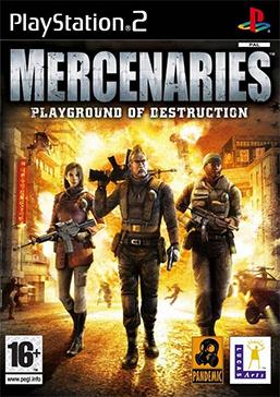 Mercenaries - Playground of Destruction Coverart.png