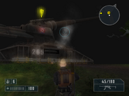 The guns of kirin-do supergun close