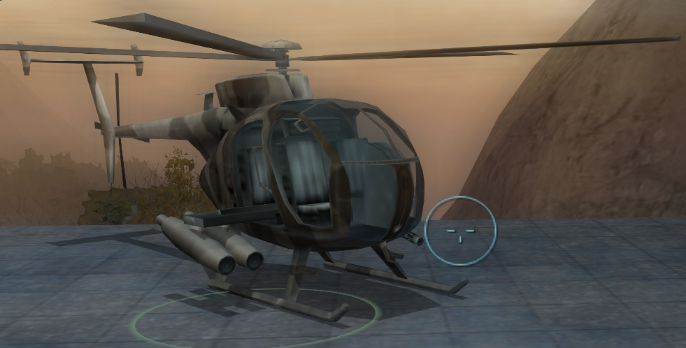 MD-500 Scout