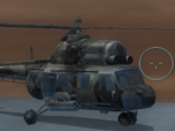 Mi-2 Light Attack