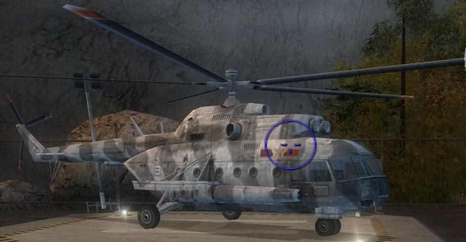 Mi-17 Transport (China)