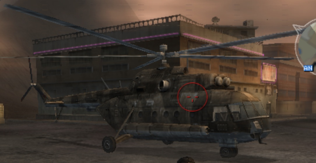 Mi-17 Transport (North Korea)