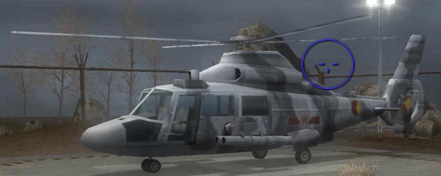 WZ-9 Light Attack