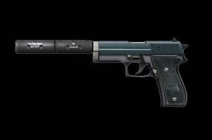 Covert Pistol