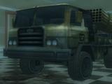 Cortez Rocket Artillery