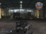 A proper function of government central hangar