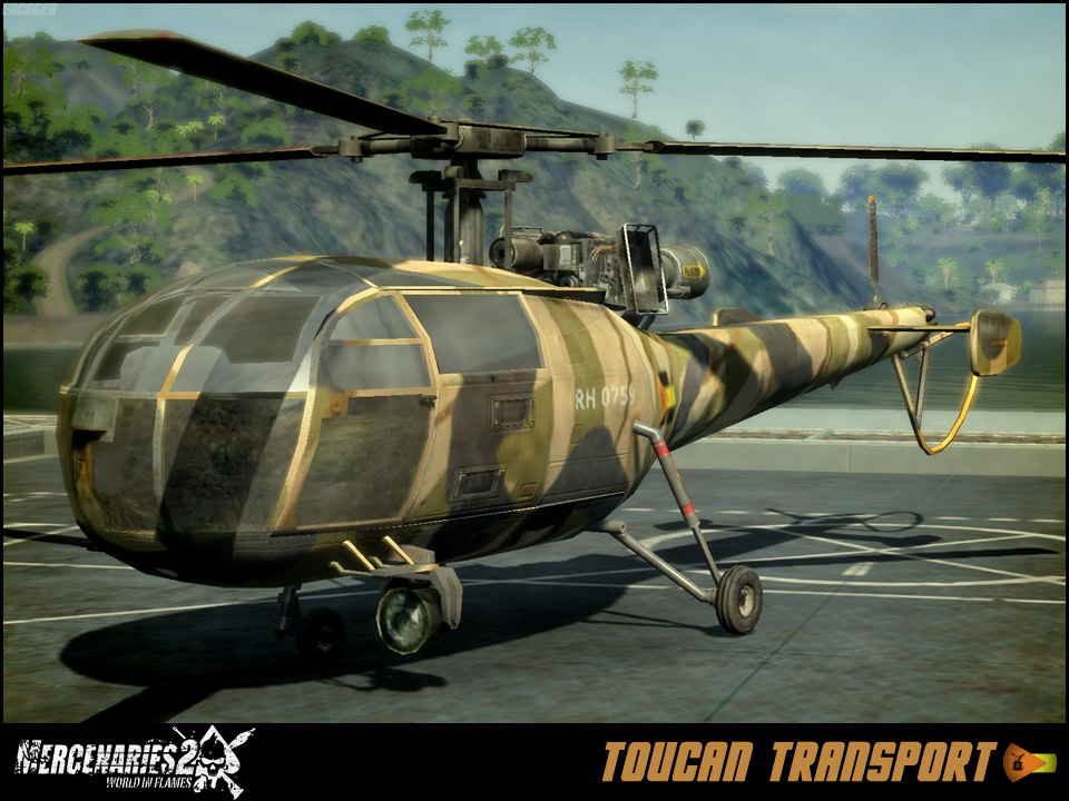 Toucan Transport