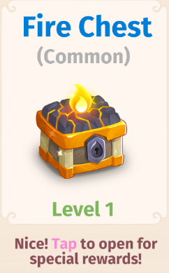Fire Chests