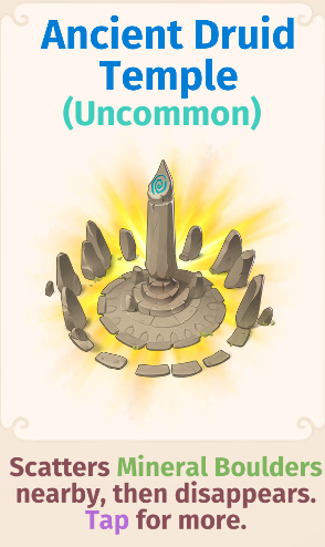 Ancient Druid Temple