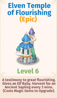 Elven Temple of Flourishing