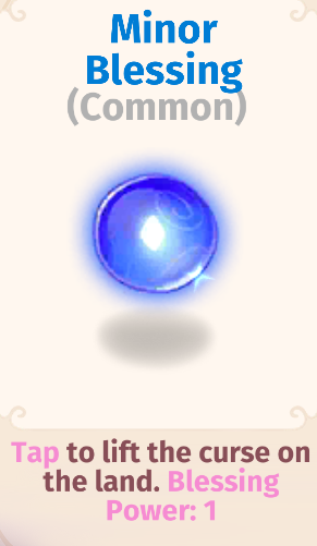 Blessing Orbs