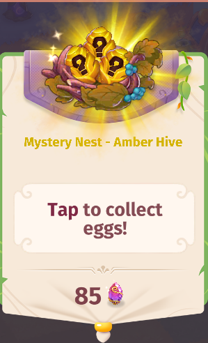 Amber Hive Mystery Nest