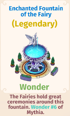 Enchanted Fountain of the Fairy