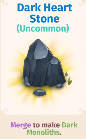 Dark Heart Stone