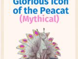 Glorious Icon of the Peacat