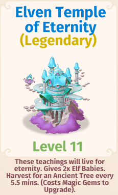 Elven Temple of Eternity