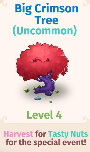 Big Crimson Tree