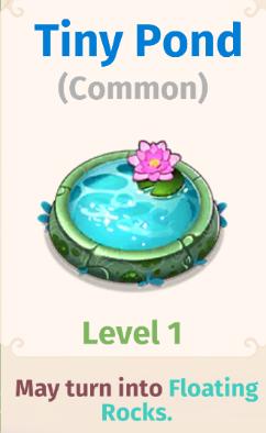 Magic Water - Reflecting Pools