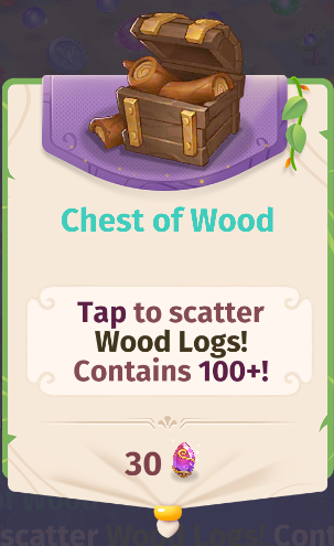 Chest of Wood