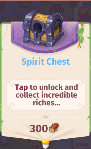 Spirit Chests