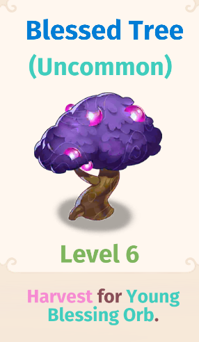 Blessed Tree