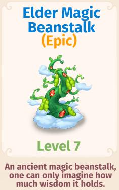 Elder Magic Beanstalk