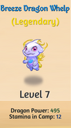 7 - Breeze Dragon Welp