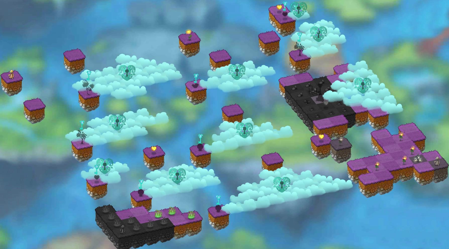 Cloud Land 11