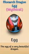 6 - Monarch Dragon Egg