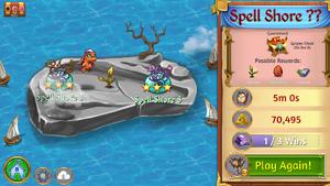 25 Spell Shore secret 2