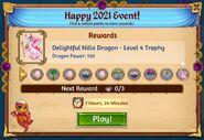 Happy 2021 Rewards