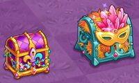 Carnival chests in game