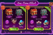 6th one time offer