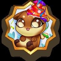 Birthday event icon