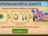 Event Portal Upgrade