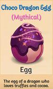 Choco-dragon-egg
