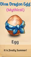 1 - Diva Dragon Egg