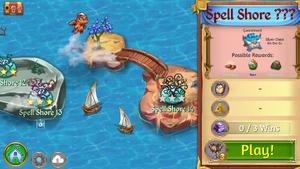 26 Spell Shore secret 3