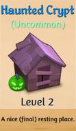 Haunted Crypt (New Sprite)