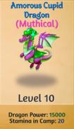 Amorous Cupid Dragon