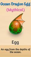 6 - Ocean Dragon Egg