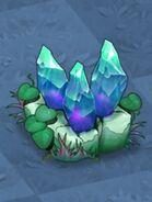 Crystal Deposit
