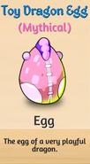 6 - Toy Dragon Egg