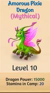 10 - Amorous Pixie Dragon