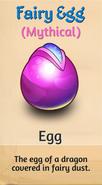1 - Fairy Dragon Egg