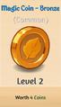 Magic Coin - Bronze